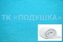 Купить бирюзовый махровый пододеяльник  в Вологде