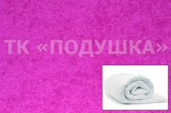 Купить фиолетовый махровый пододеяльник  в Вологде